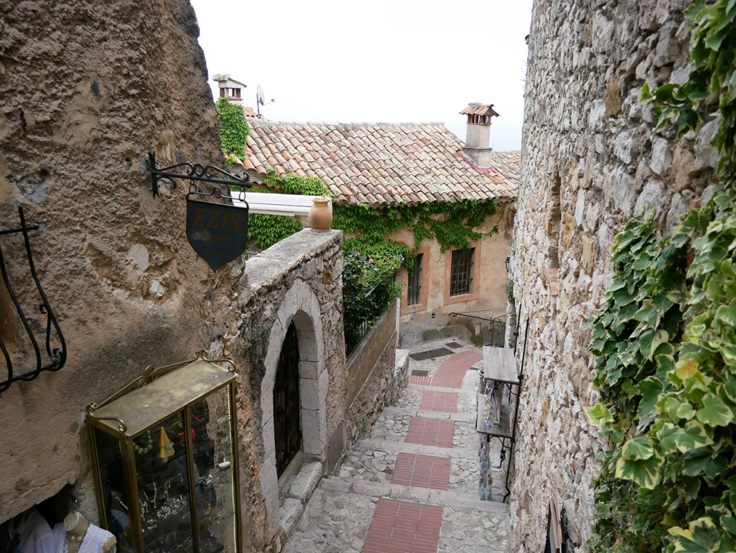 Eze Village - suggested itinerary for the French Riviera