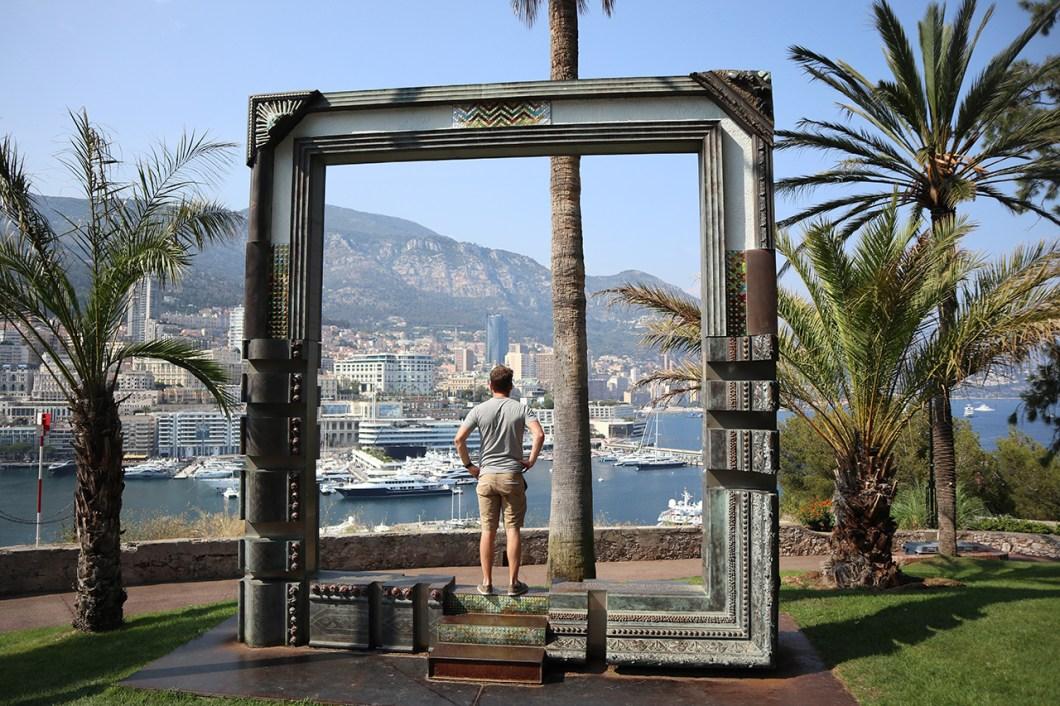 Monaco Picture Frame