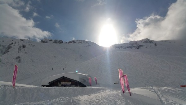 Val d'Isere is one of the best holiday ski resorts in France