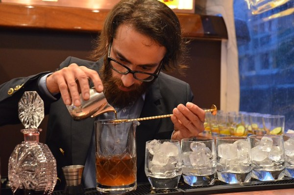For those who want to learn how to make money as you travel, bartending is a popular option.