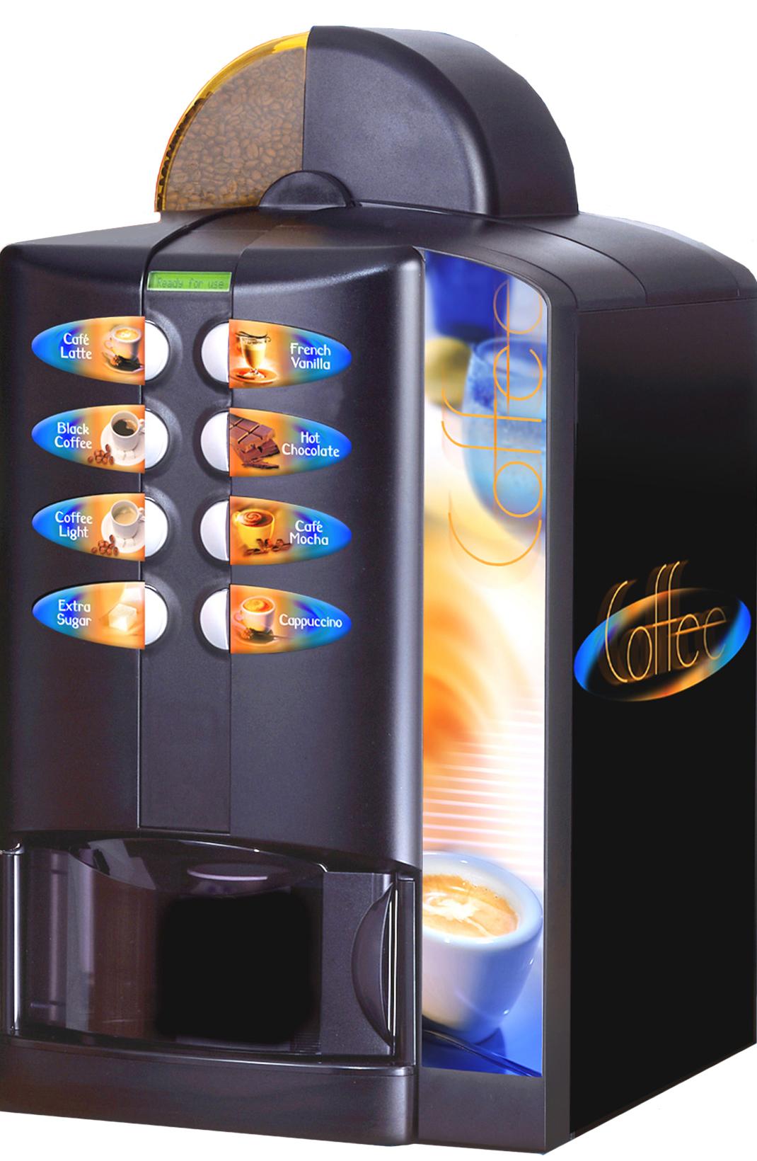 Colibri LX12 Single Cup Coffee Machine  American Vending