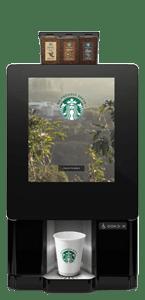 Starbucks Serenade Automatic  New Jersey Executive