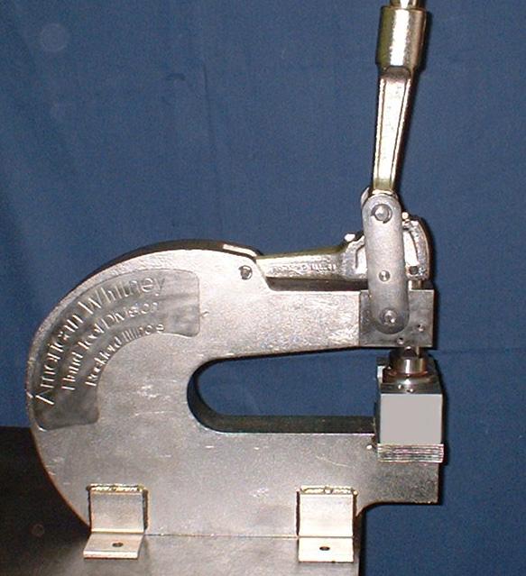 Bench Punch Press