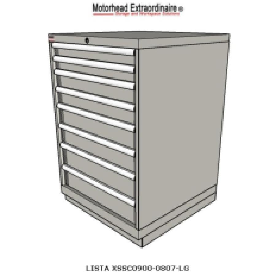 LISTA  Counter Height Cabinets XSSC09000807
