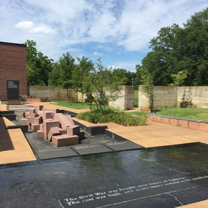 Corinth Mississippi Civil War Interpretive Center