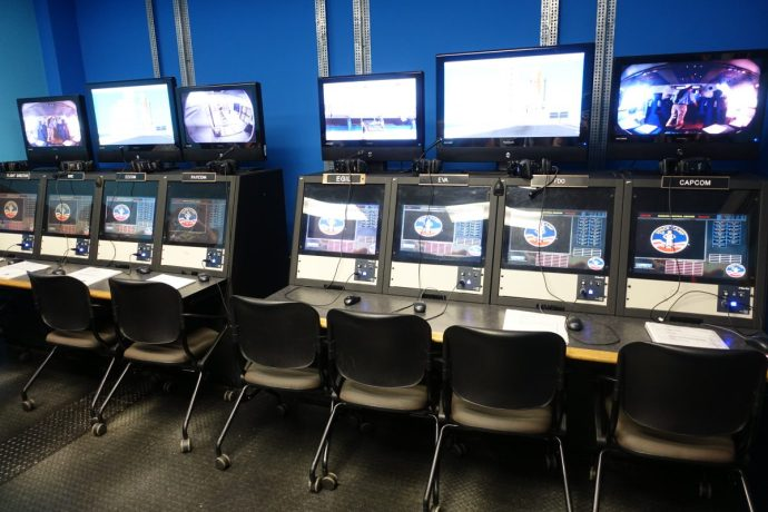Space Camp Mission Control