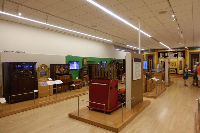Musical Instrument Museum Mechanical Music Gallery