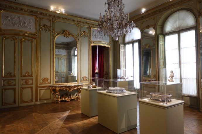 Philadelphia Museum of Art Grand Salon of the Chateau de Draveil