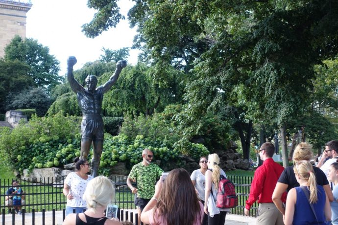 Rocky Statue Philadelphia Museum of Art
