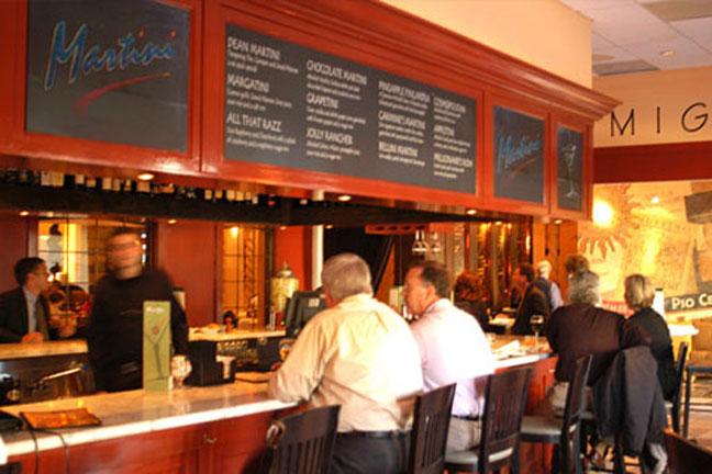 Martini Italian Bistro  Louisville KY  Louisville