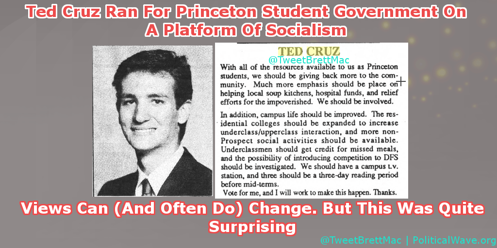 Ted Cruz Socialism