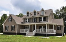 Farmhouse House Plan