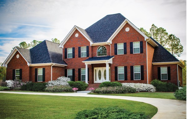 Brick House Plans America Home Place