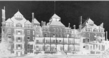 Eureka Springs Crescent Hotel Ghost