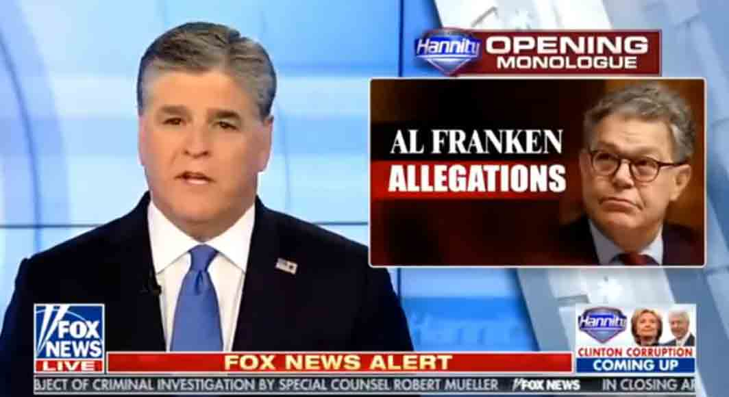 Sean Hannity 11/16/17 – Hannity Fox News – November 16, 2017