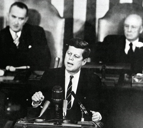 Kennedy Congress Speech 1961