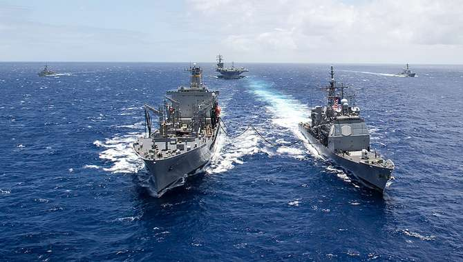 Flota del Navy
