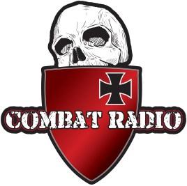 Combat Radio Sticker