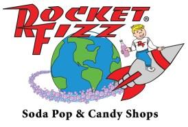 RF Logo W. Soda Pop and Candy Shops