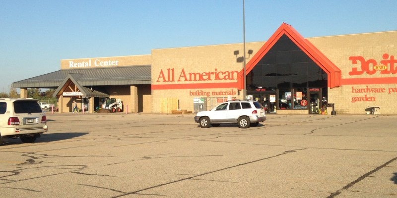 All American Do It Center, Tomah, WI by