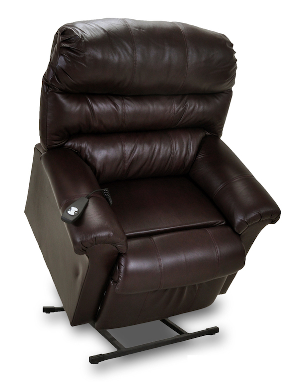 AmeriGlide 498 Chase Leather Lift Chair  AmeriGlide Phoenix