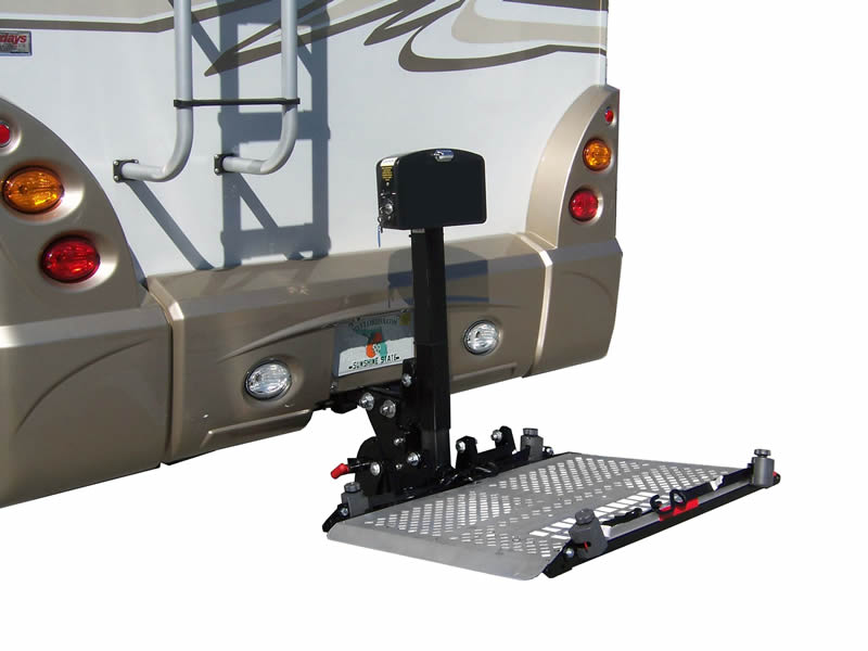 heavy duty lift chair canada mobile chairs for the elderly universal rv 350 power and scooter carrier