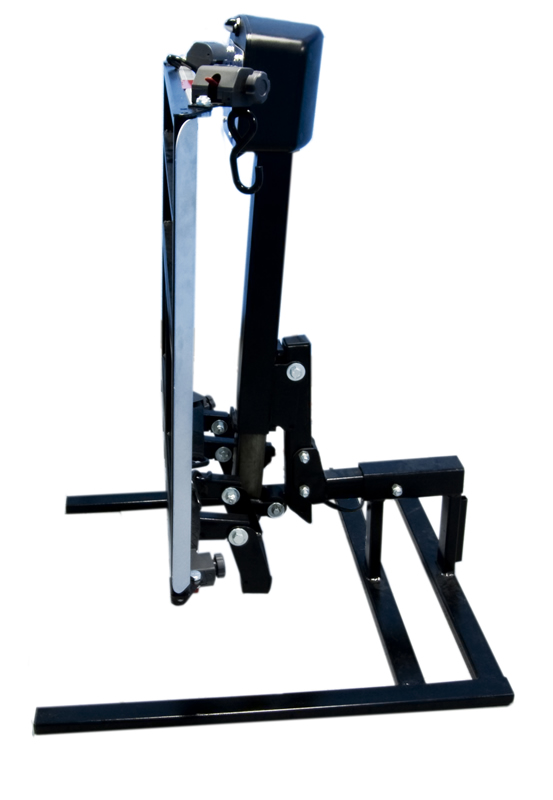 Electric Wheelchair Lifts  Universal Power Chair Lift