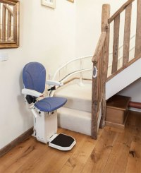 AmeriGlide Platinum Stair Lift | Curved Stairlifts