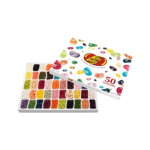 Jelly Belly Gift Box 50 Flavors