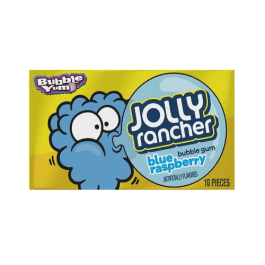 Jolly Rancher Blue Raspberry Bubble Gum