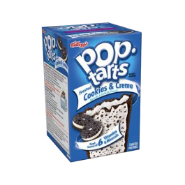 Pop Tarts Frosted Cookies 'n Creme