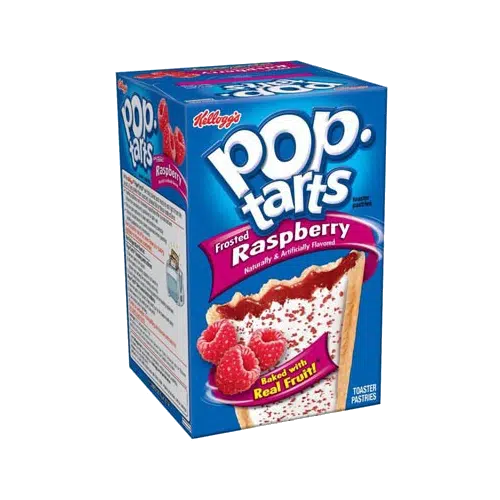 Pop Tarts Frosted Raspberry