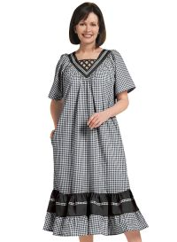 Long Patio Dresses. House Dresses For Older Women RP Dress