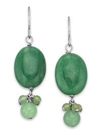 Dream of Aventurine Earrings