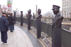 Le Monument aux Valeureux, Ottawa