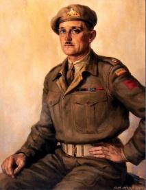 Major Paul Triquet, VC, CD