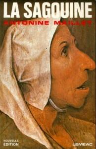 Page couverture du livre La Sagouine, d'Antonine Maillet, publié chez Léméac
