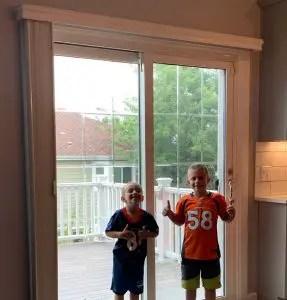 replacement patio doors serving