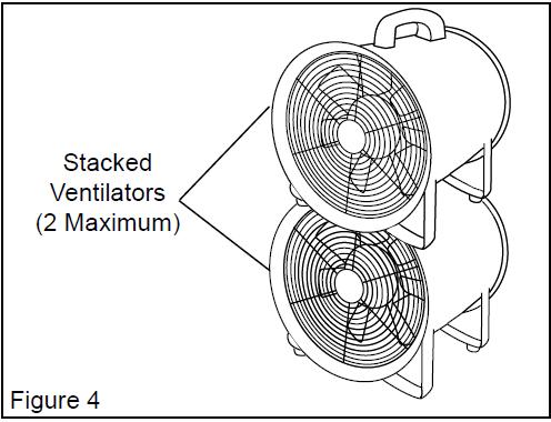 Master MAC-708-SF 8 IN. Steel Fan Ventilator {DISCONTINUED}