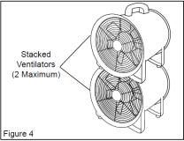 Master MAC-710-SF 10 IN. Steel Fan Ventilator {DISCONTINUED}