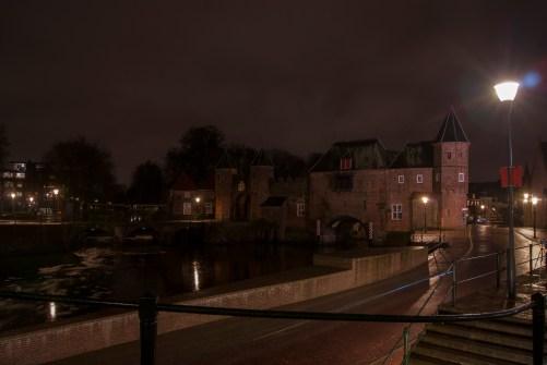 Nachtfocus avondfotografie