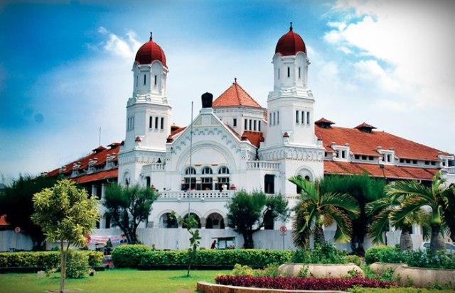 Paket Wisata Semarang Full Day Lawang sewu amertaedutravel