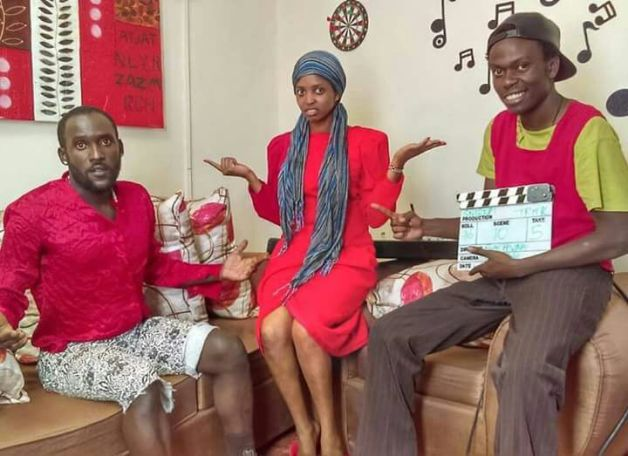 Nkirote, Shiti and Michi on The Real Househelps of Kawangware