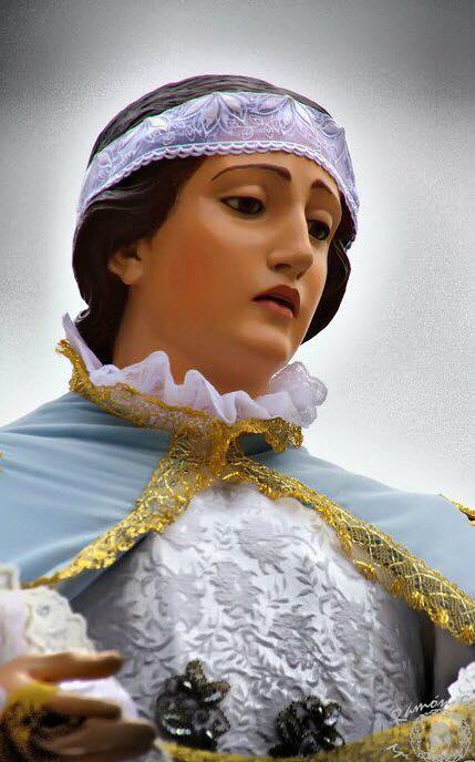 Santa mujer Verónica (Tobarra)