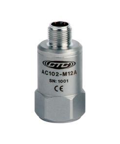 AC102-M12A Accelerometer