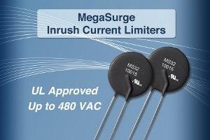 Thermal Protector Wiring Diagram Megasurge Series Inrush Current Limiting Ntc Thermistors