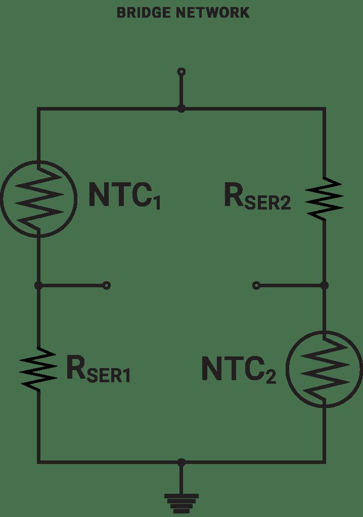 Temperature Sensor for Control and Compensation Circuits