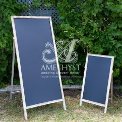 Wishing Chair Photo Frame Hanging Bubble Under 200 A Chalkboards Large Amethyst Wedding And Event Decor