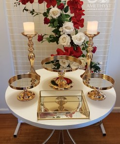 Cake Stands & Display Props