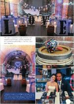 Explosion Museum - Nautical photoshoot featured in Your Hampshire and Dorset wedding magazine